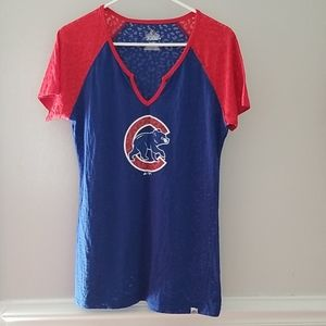 Majestic Chicago Cubs T
